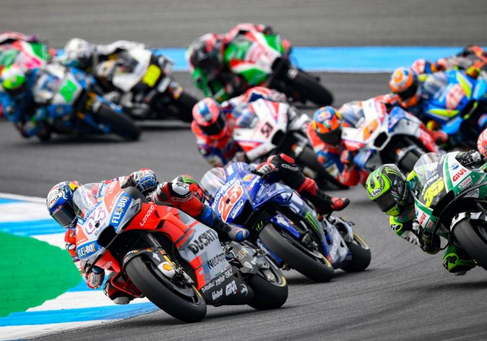 2019 Thailand motorcycle Grand Prix