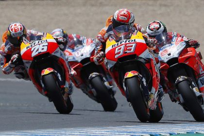 trips to the motogp spain jerez 2019 incl tickets vip. Black Bedroom Furniture Sets. Home Design Ideas